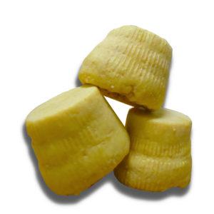 ricotta salata aromatizzata allo zafferano